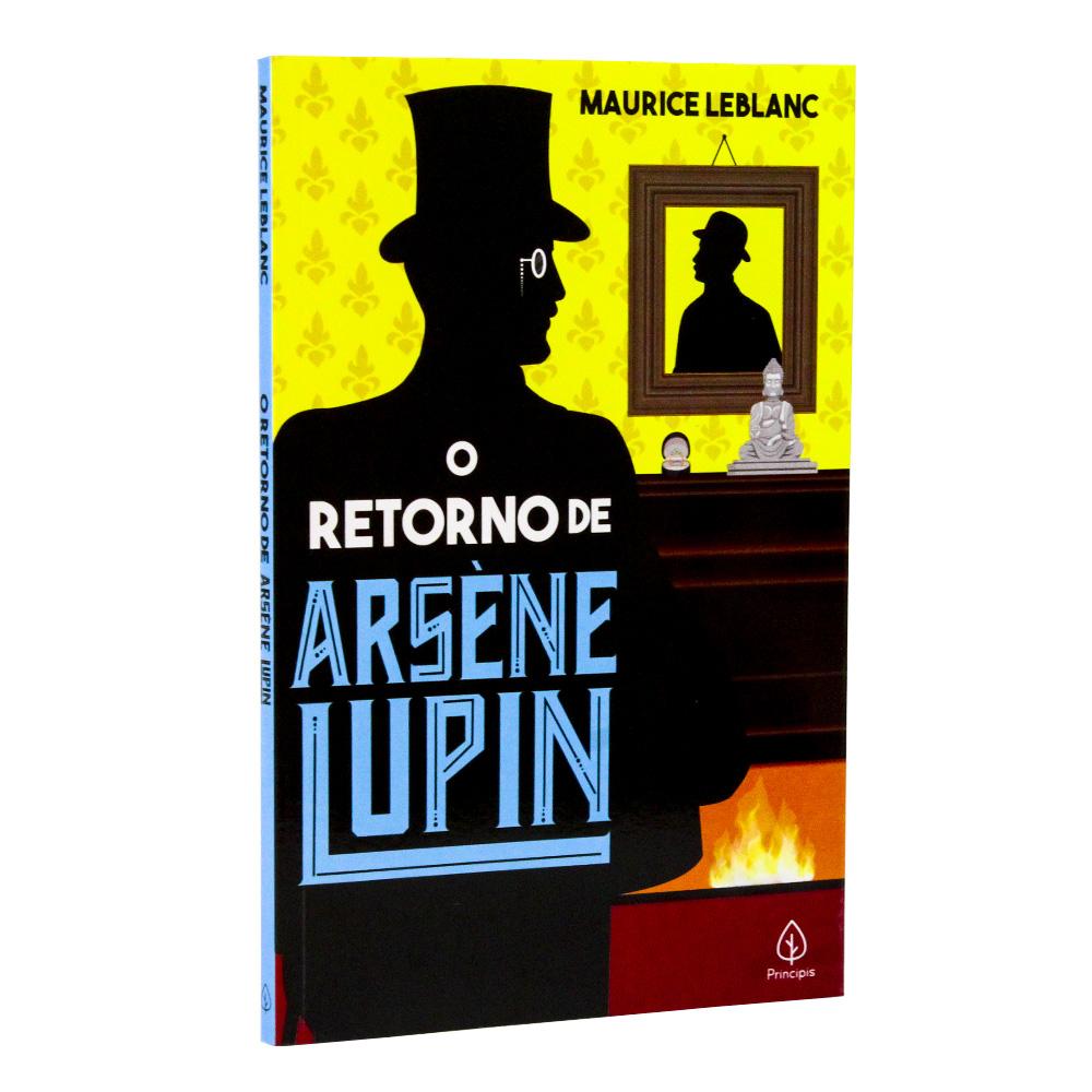 O Retorno de Arsène Lupin | Maurice Leblanc