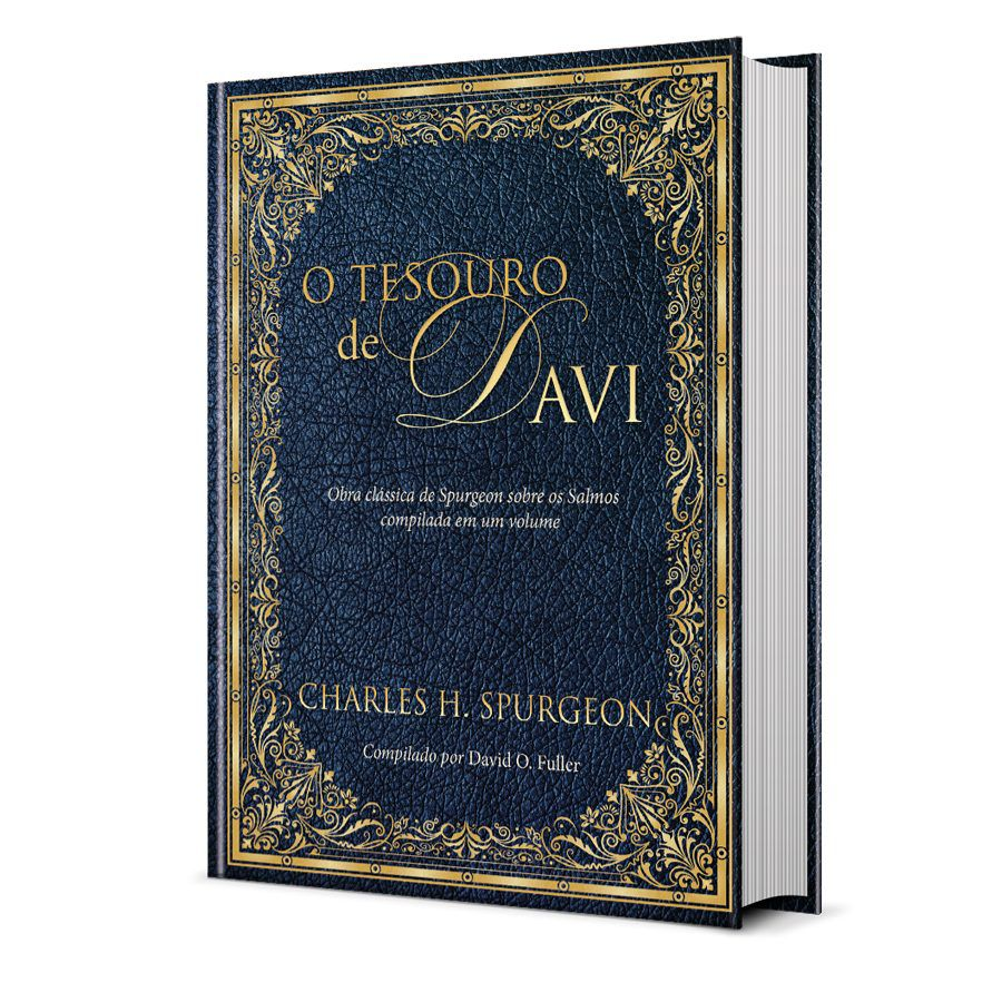 O Tesouro de Davi | Charles H. Spurgeon