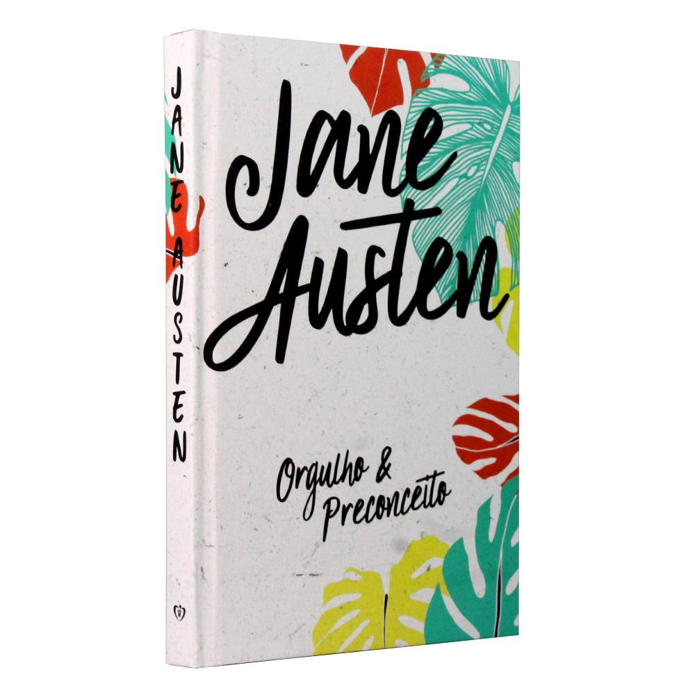 Orgulho e Preconceito - Capa Dura - Jane Austen