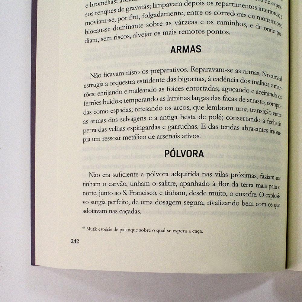 Os Sertões   Euclides Da Cunha   Pé Da Letra