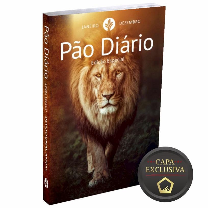 Pão Diário | Capa Leão | Edição Especial