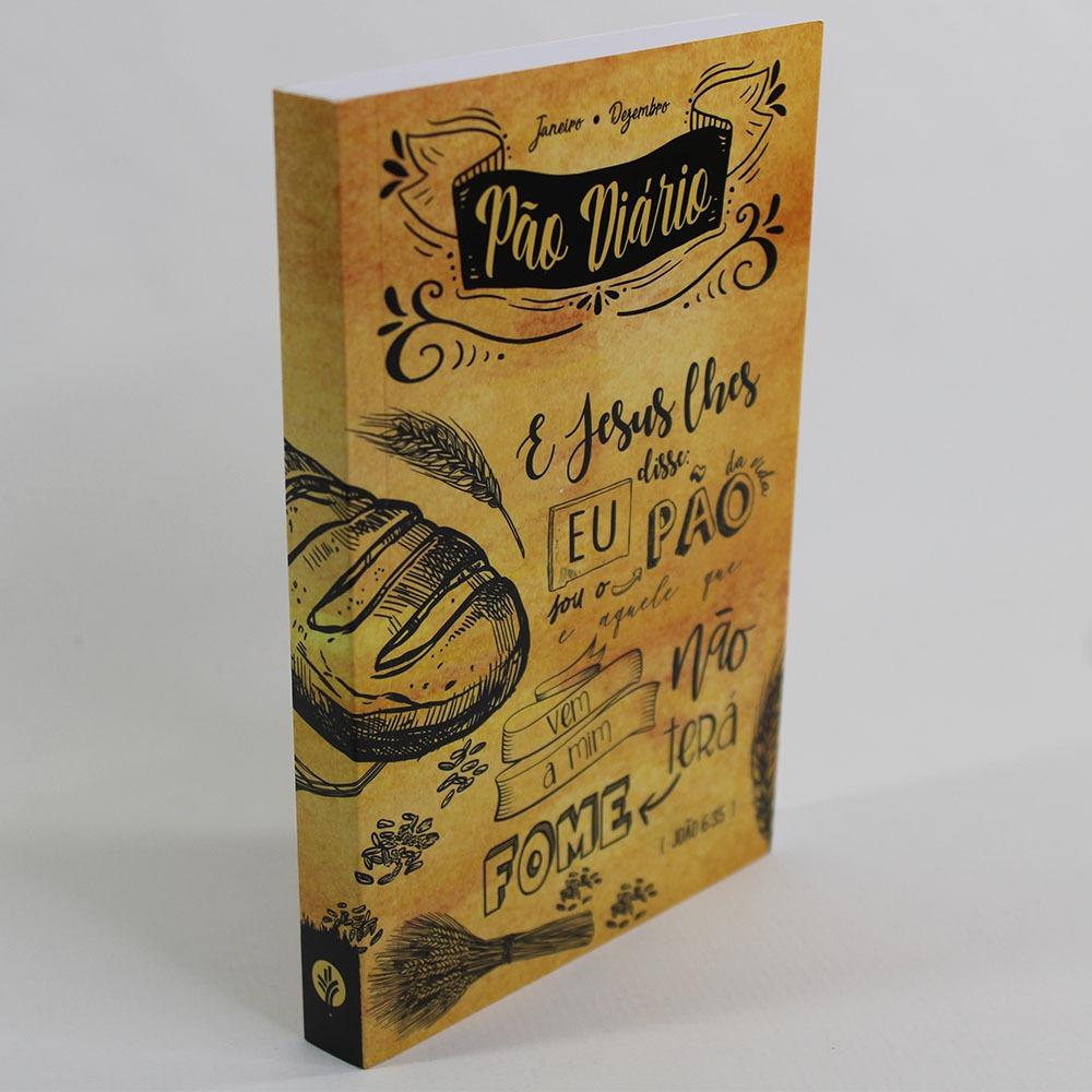 Pão Diário | Capa Lettering | Edição Especial