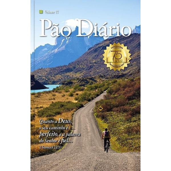 Pão Diário | Capa Paisagem | Volume 17