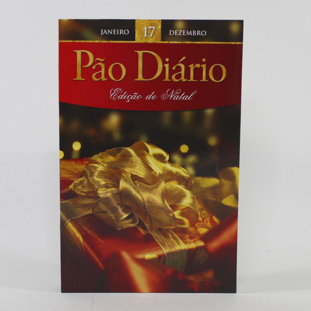 Pão Diário | Edição de Natal