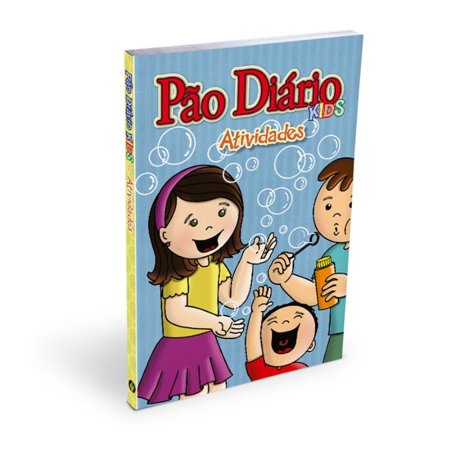 Pão Diário Kids | Atividades