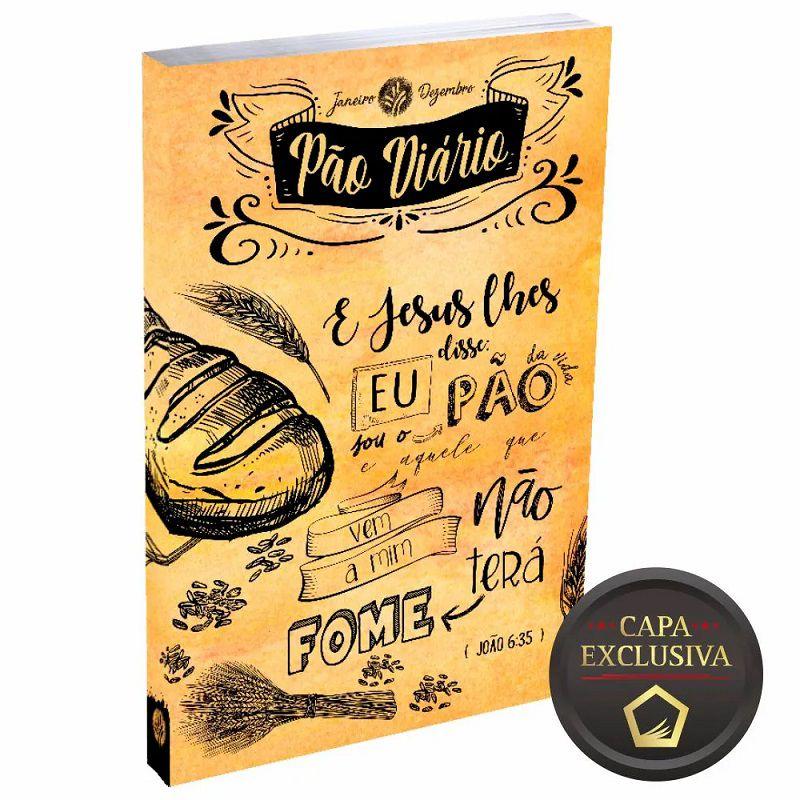 Pão Diário Lettering | Edição Especial