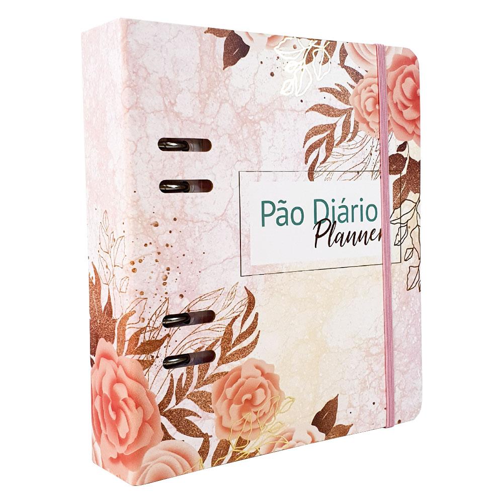 Pão Diário | Planner 2022 | Rosas