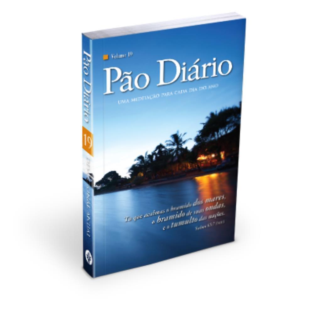 Pão Diário Vol. 19 Edição de Bolso Paisagem