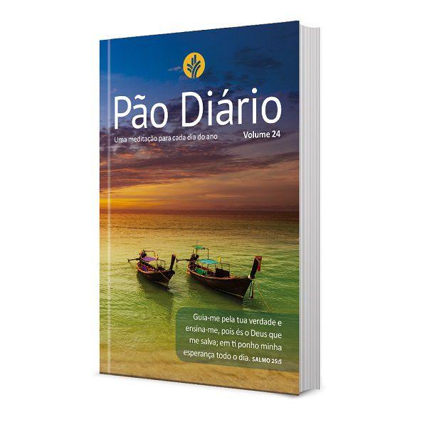 Pão Diário Vol. 24 - Ano 2021 | Capa Paisagem