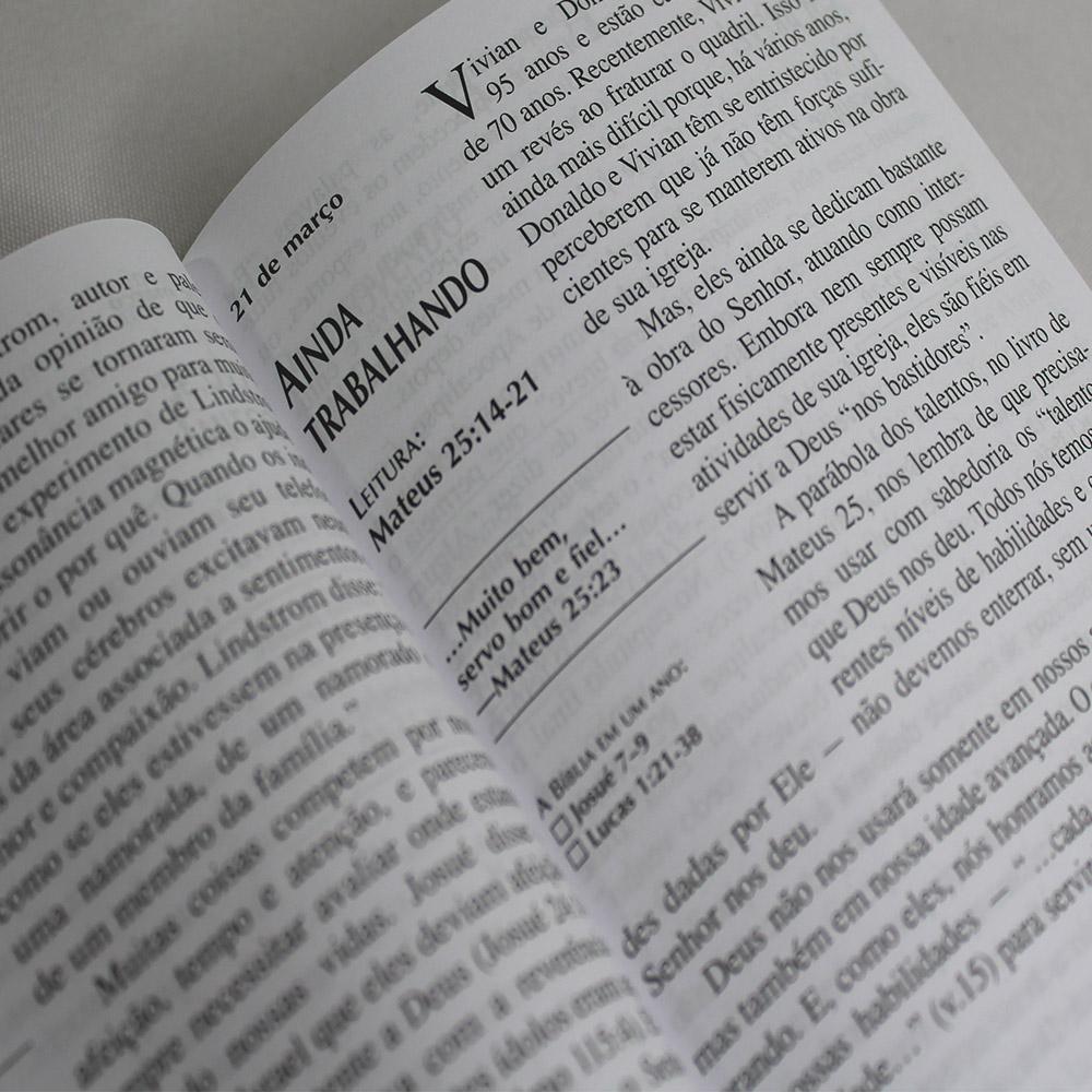 Pão Diário | Volume 19 | Capa Família