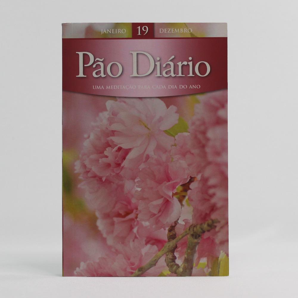 Pão Diário   Volume 19   Capa Feminina