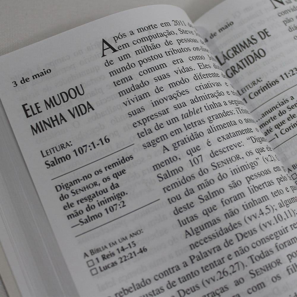 Pão Diário | Volume 19 | Capa Feminina