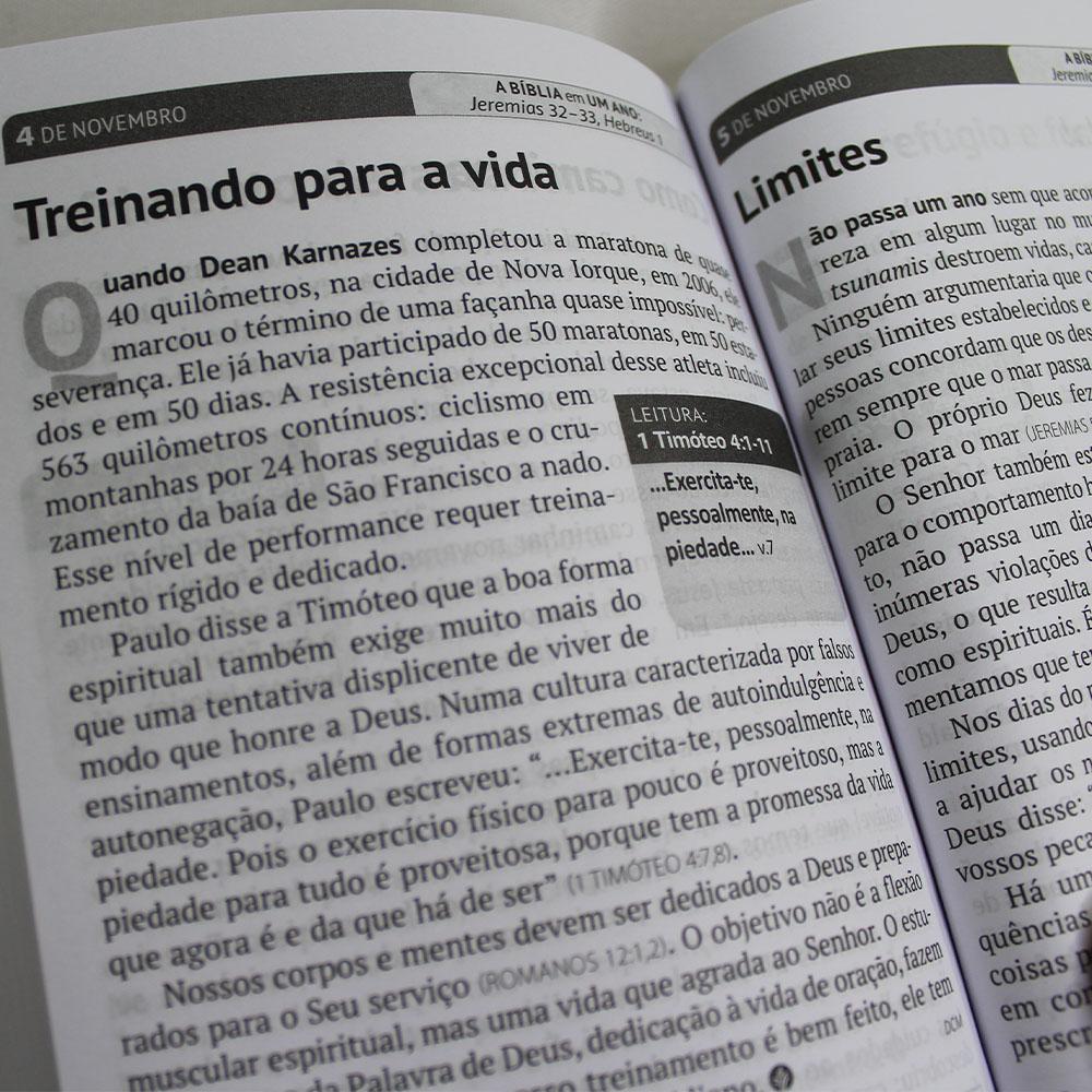 Pão Diário | Volume 20 | Capa Feminina