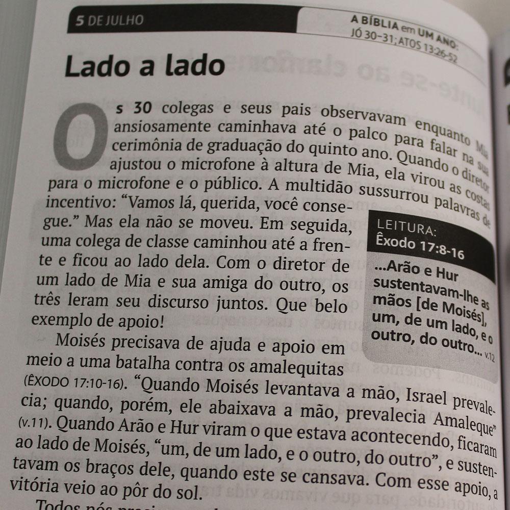 Pão Diário | Volume 21 | Capa Feminina