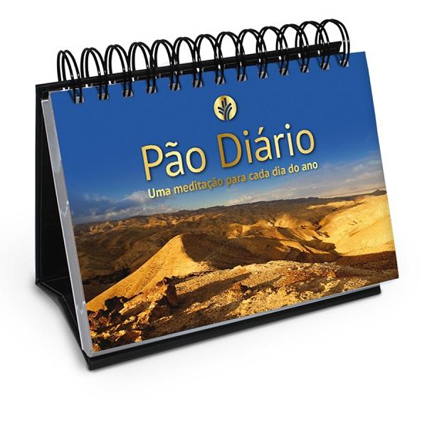 Pão Diário | Volume 21 | Edição de Mesa