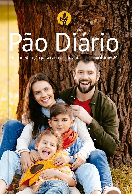 Pão Diário | Volume 24 | 2021 | Capa Família