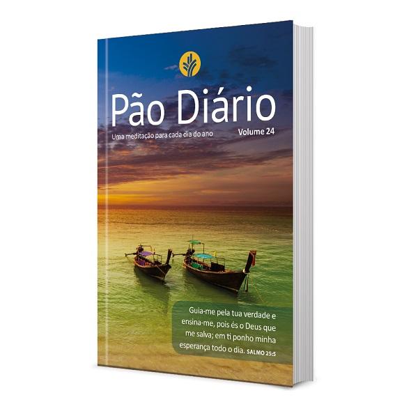 Pão Diário | Volume 24 | 2021 | Capa Paisagem