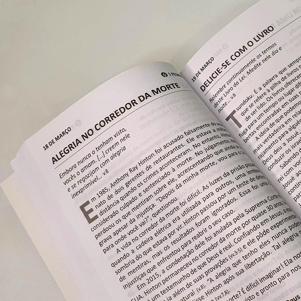 Pão Diário | Volume 25 | Ano 2022 | Capa Família
