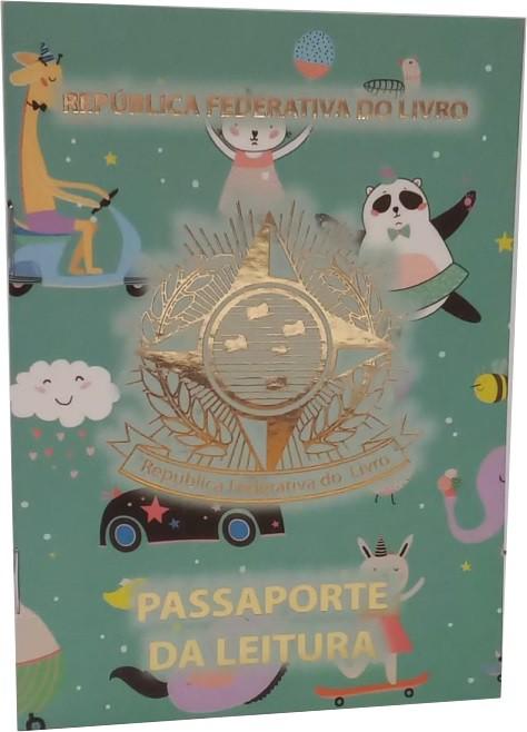 Passaporte da Leitura - Bichinhos