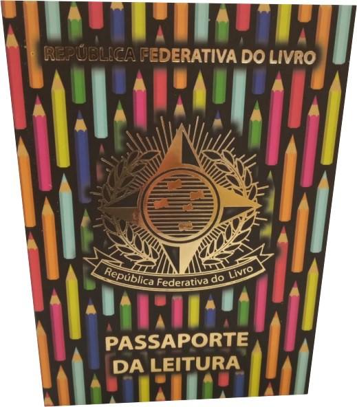 Passaporte da Leitura - Lápis