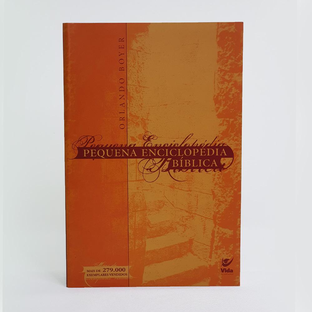 Pequena Enciclopédia Bíblica | Orlando Boyer