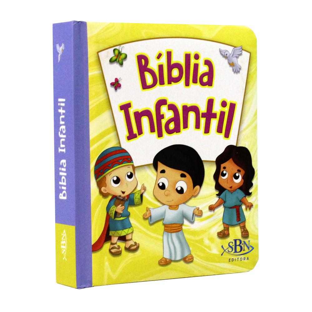 Pequeninos | Bíblia Infantil | Todo Livro
