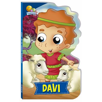 Pequenos Heróis Da Fé | Davi | SBN
