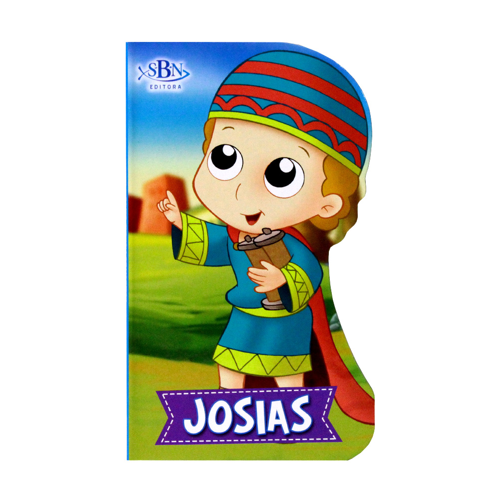 Pequenos Heróis Da Fé   Josias   SBN