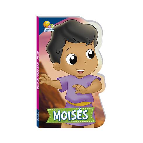 Pequenos Heróis Da Fé | Moisés | SBN