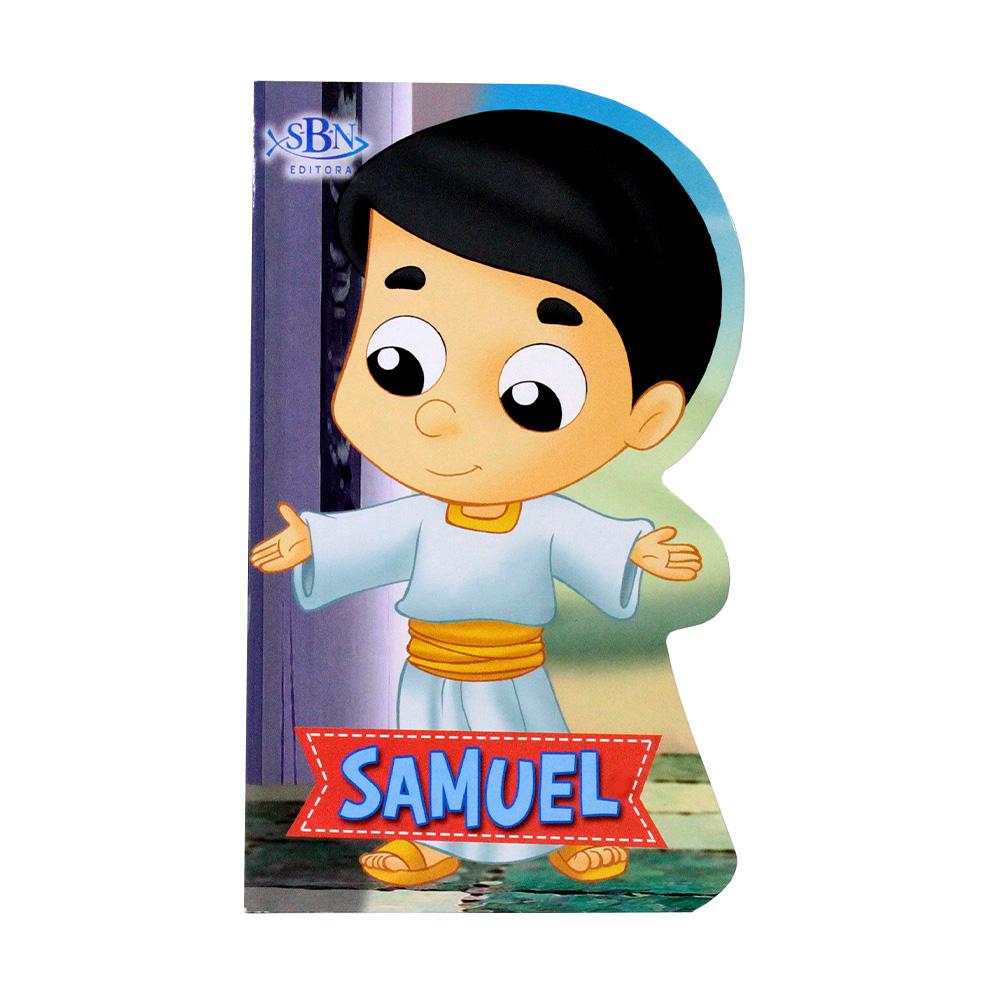 Pequenos Heróis Da Fé | Samuel | SBN