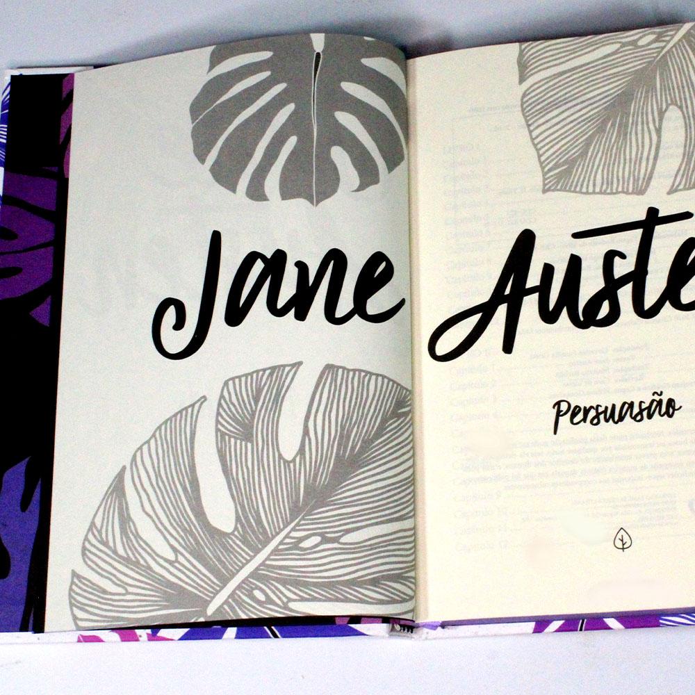 Persuasão - Capa Dura - Jane Austen