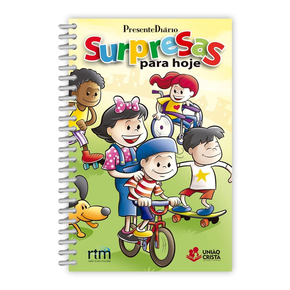Presente Diário 23 - Surpresas para Hoje