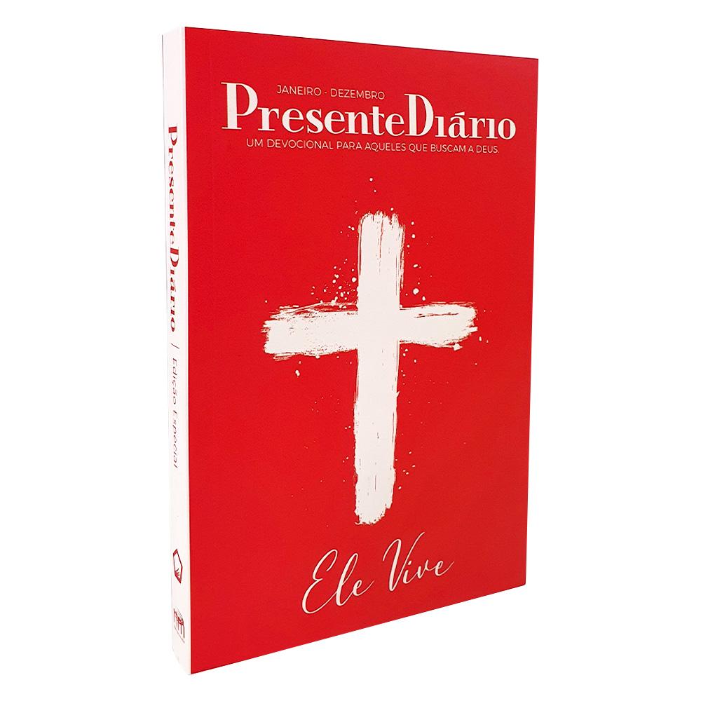 Presente Diário | Edição Especial | Capa Cruz Ele Vive