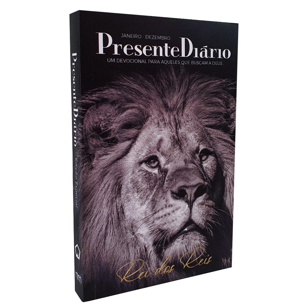 Presente Diário   Edição Especial   Capa Leão Rei dos reis