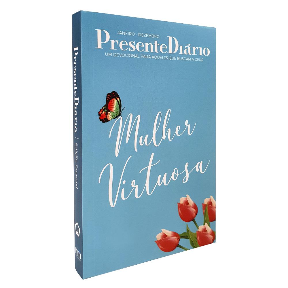 Presente Diário | Edição Especial | Capa Mulher Virtuosa