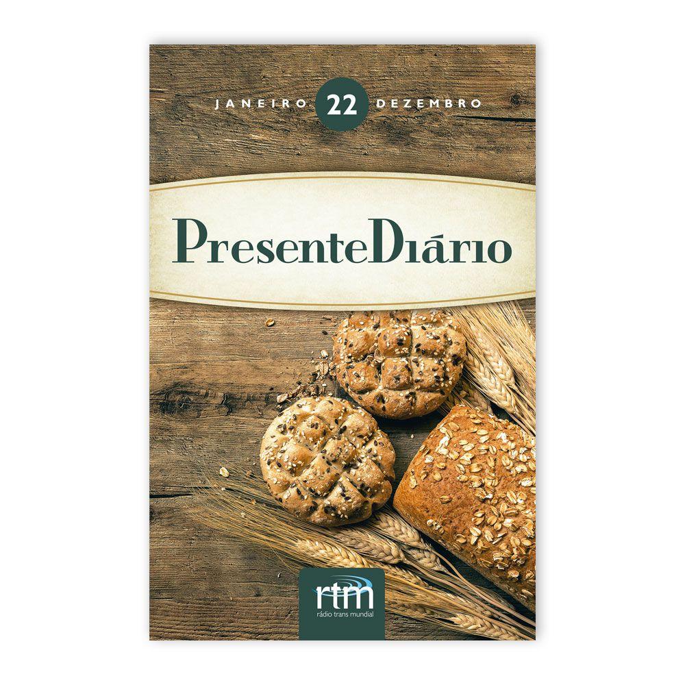 Presente Diário Vol. 22 | Mini | Caixa 50 unds.