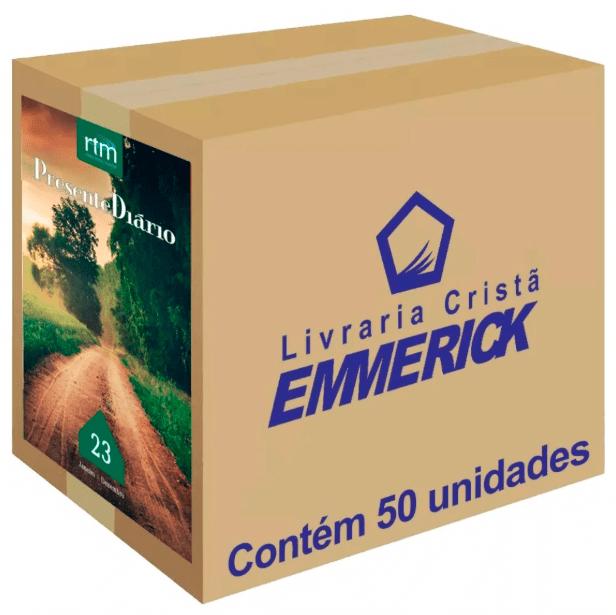 Presente Diário Vol. 23 | Ano 2020 | Caixa 50 unds.