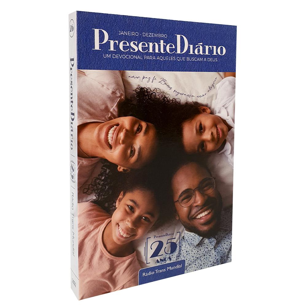 Presente Diário Vol. 25   Ano 2022   Tradicional   Capa Família