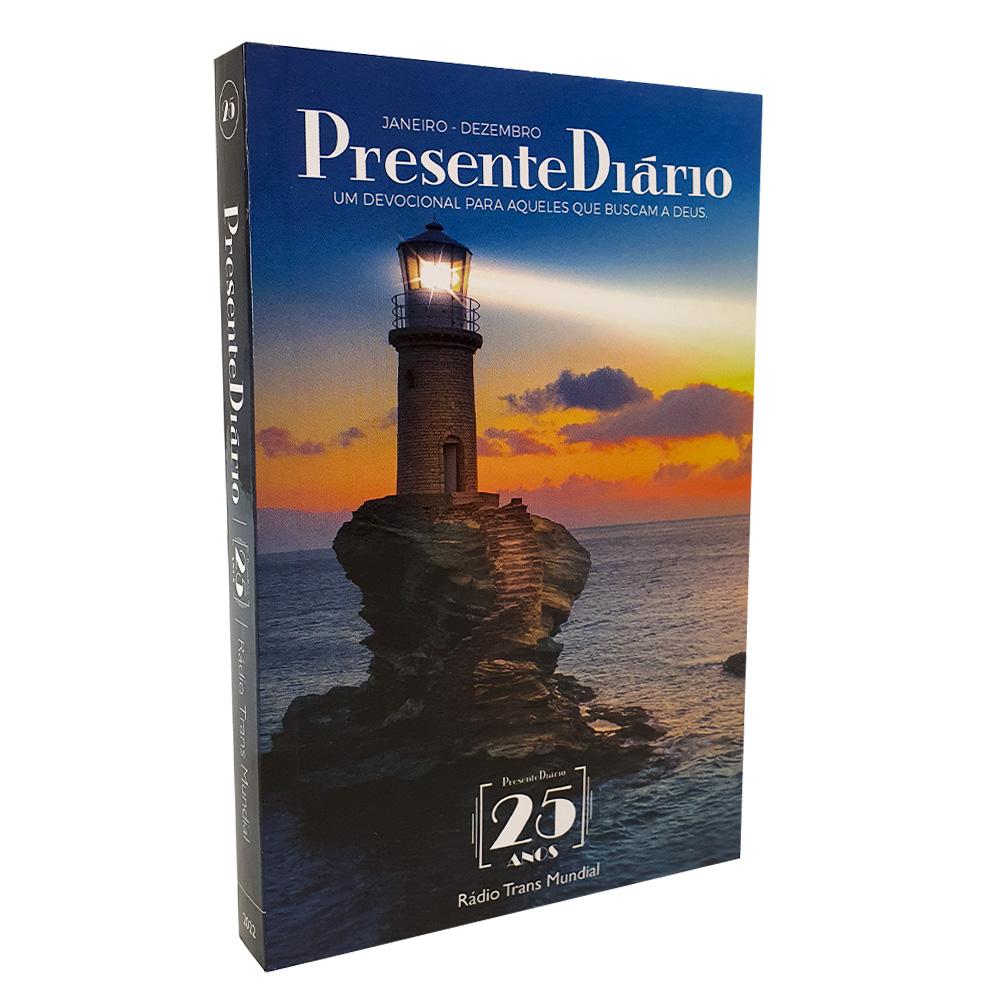Presente Diário Vol. 25   Ano 2022   Tradicional   Capa Farol