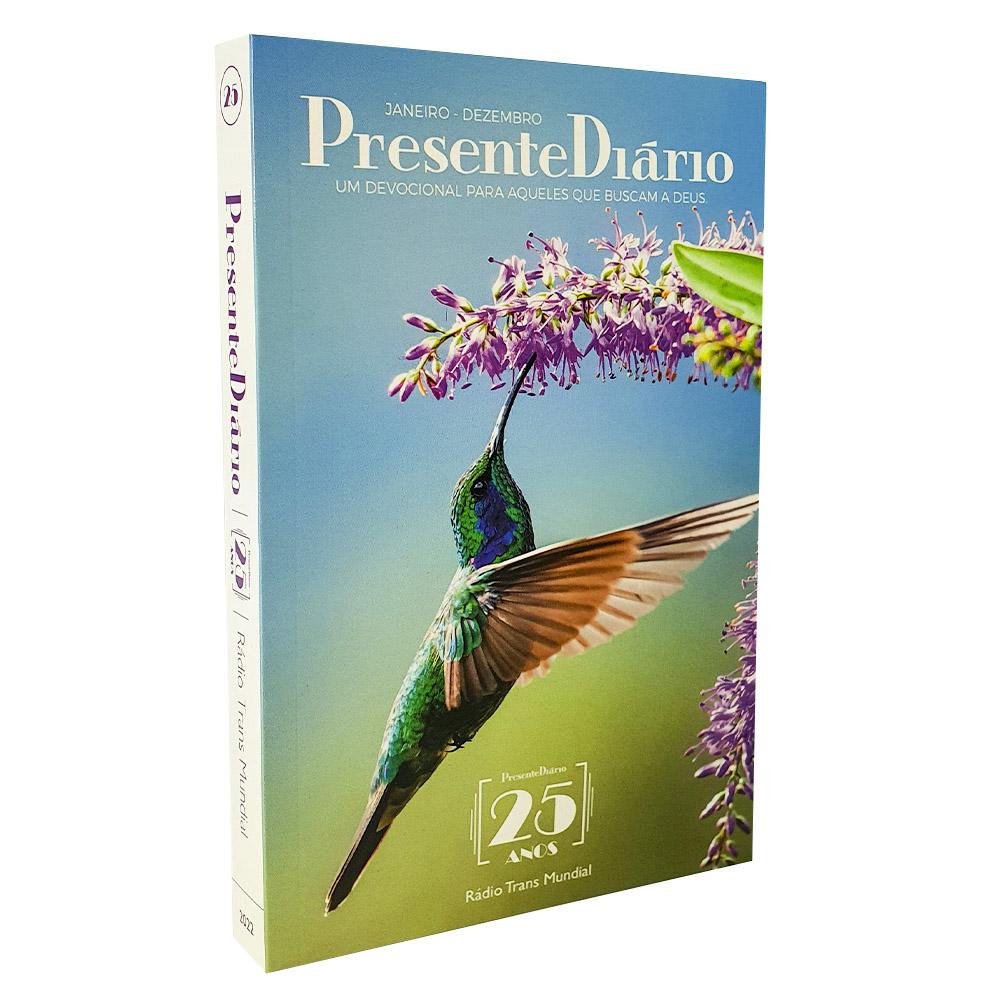 Presente Diário Vol. 25   Ano 2022   Tradicional   Capa Feminina