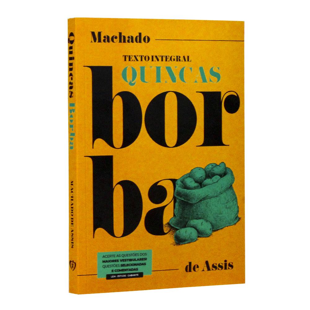 Quincas Borba | Machado de Assis | LFC