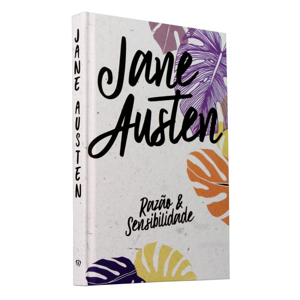 Razão e Sensibilidade - Capa Dura - Jane Austen