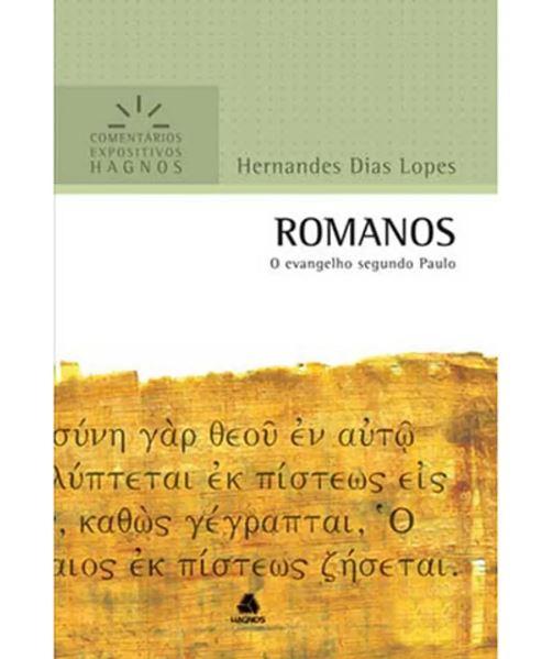 Romanos Comentário Expositivo | Hernandes Dias Lopes