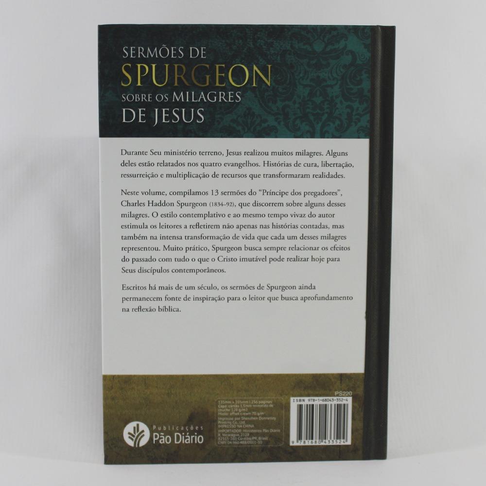 Sermões de Spurgeon | Sobre Os Milagres de Jesus