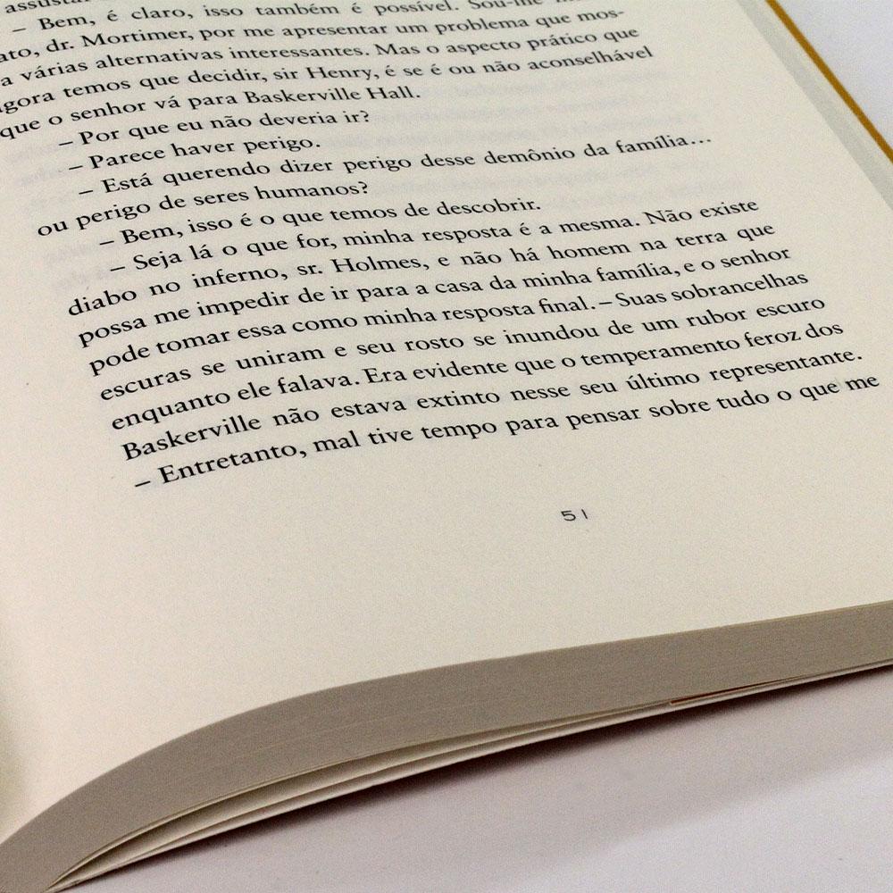 Sherlock Holmes | O cão dos Baskerville | Principis