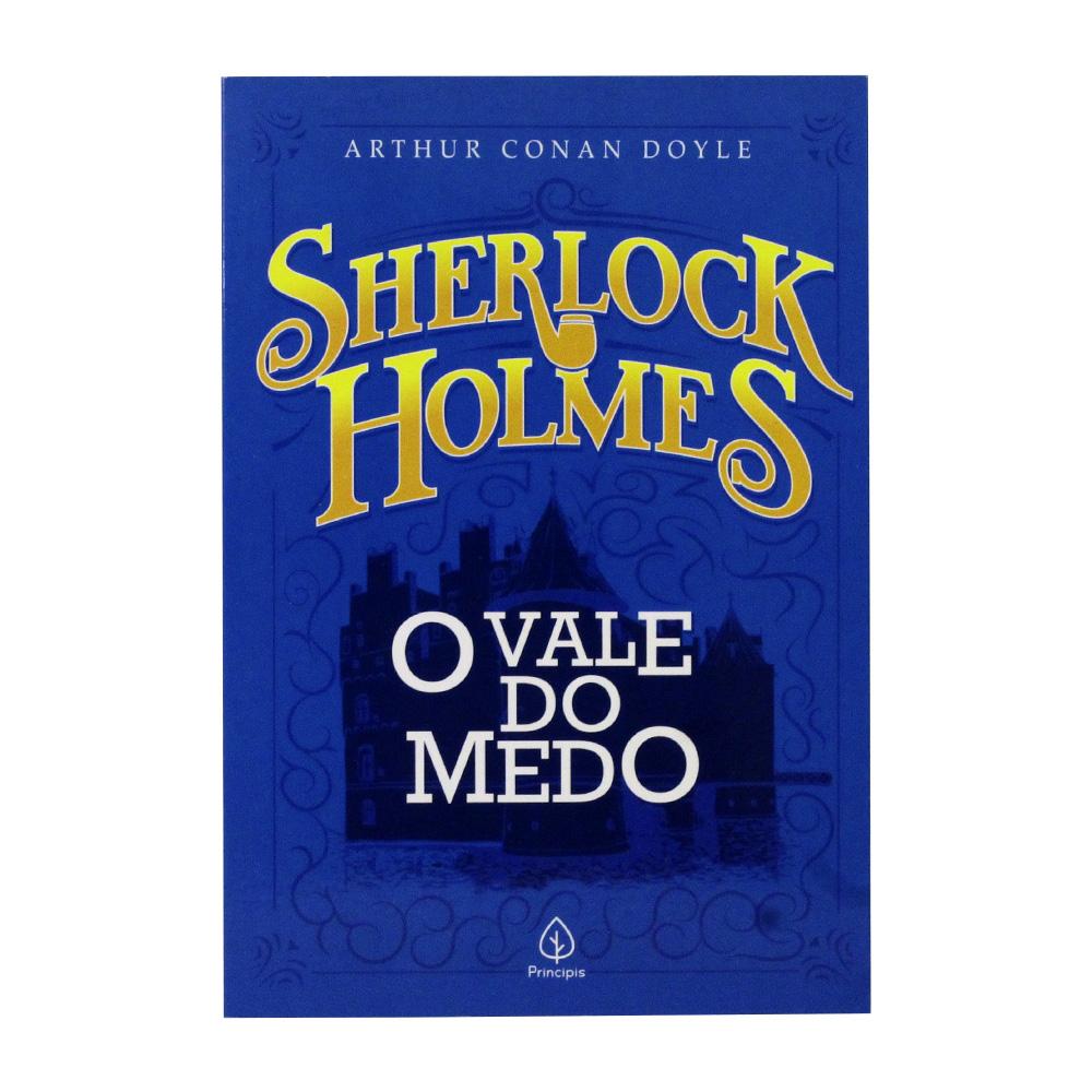 Sherlock Holmes | O Vale do Medo | Principis