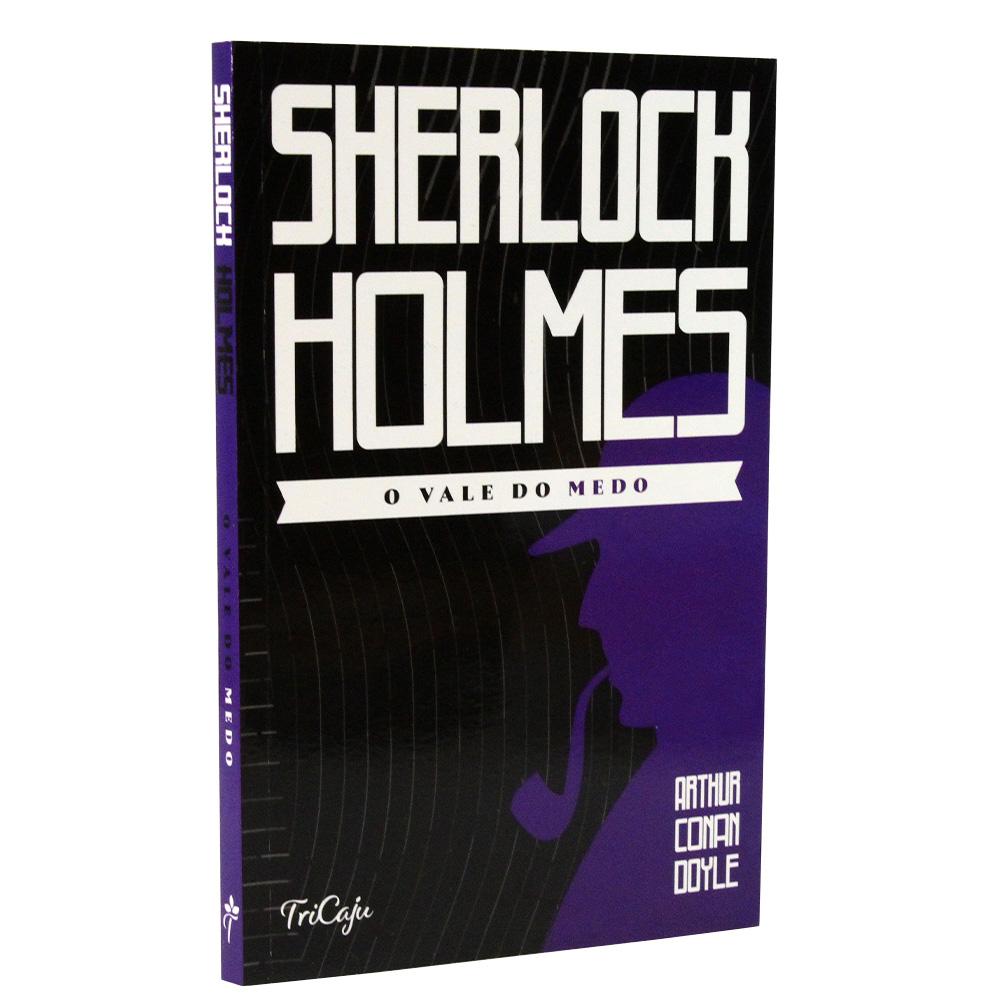 Sherlock Holmes | O vale do medo | TriCaju