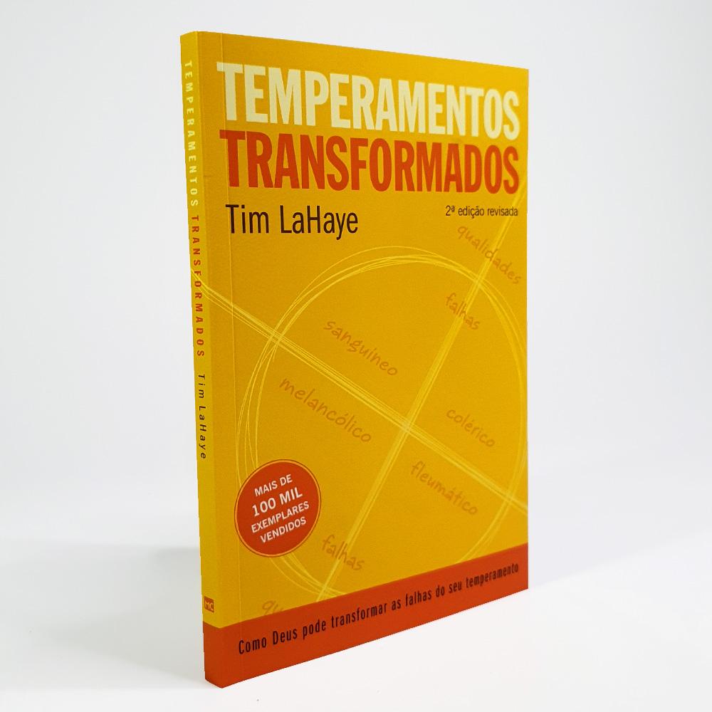 Temperamentos Transformados | Tim LaHaye