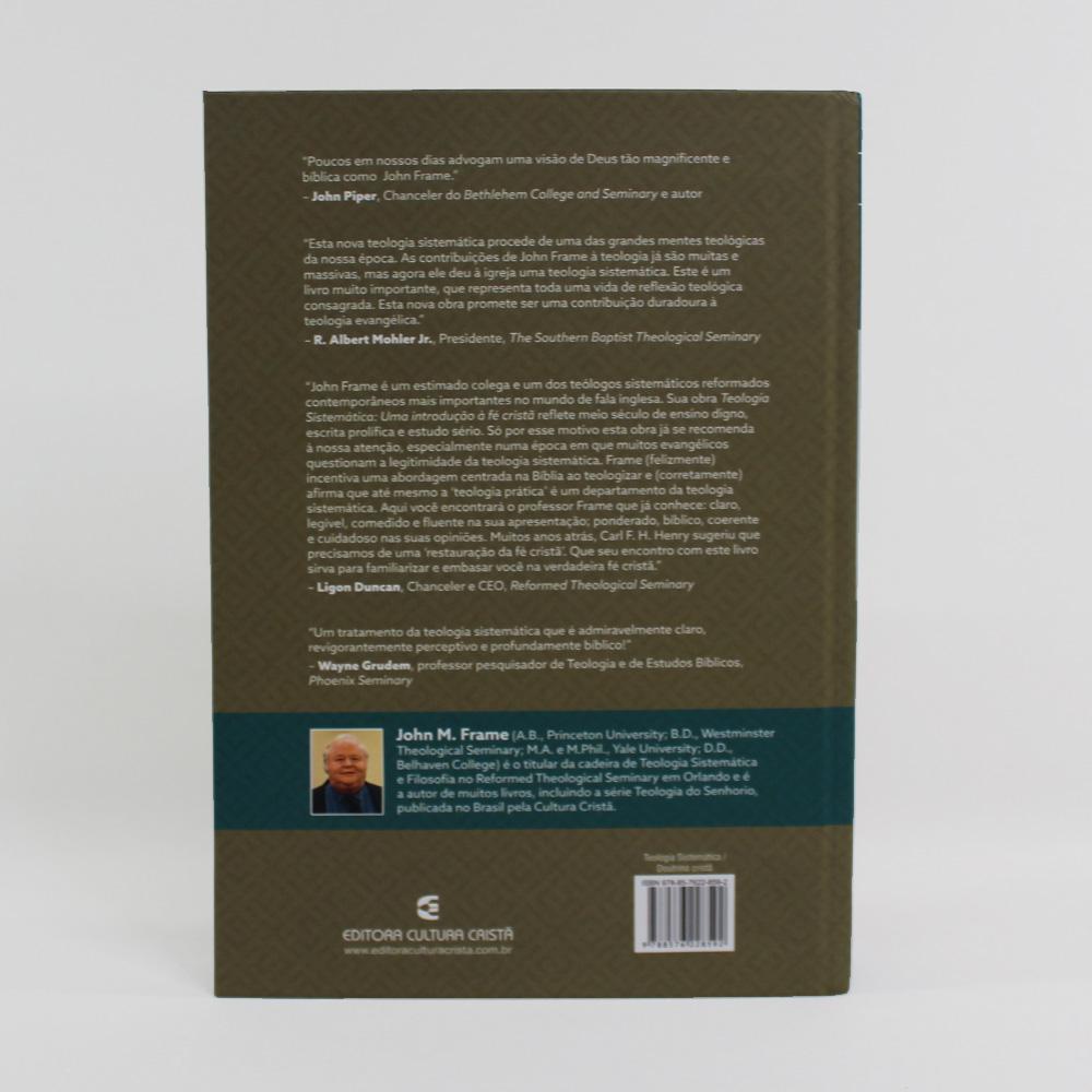 Teologia Sistemática 2 Vols | John Frame
