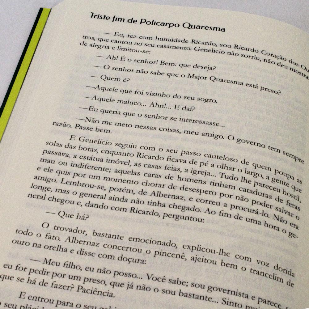 Triste Fim de Policarpo Quaresma | Lima Barreto | LFC